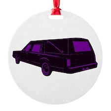 Hearse Ornament