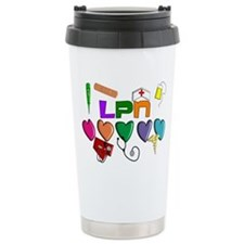 Cute Lpn Travel Mug