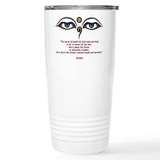 Unique Budda Travel Mug