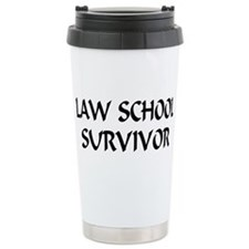 Cute Law school graduation Travel Mug