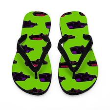 Hearse Flip Flops