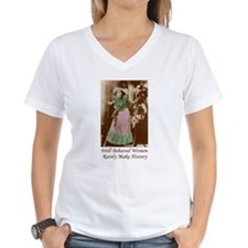 Cute Well behaved women Shirt