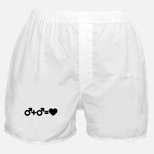 boy+boy Boxer Shorts