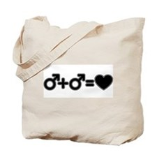 boy+boy Tote Bag