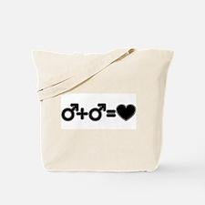 boy+boy Tote Bag