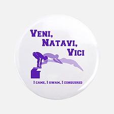 "VENI-NATAVI-VICI 3.5"" Button"