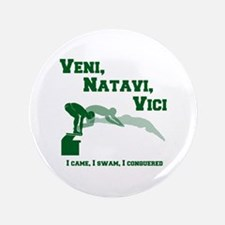 "VENI-NATAVI-VICI 3.5"" Button"