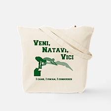 VENI-NATAVI-VICI (both sides) Tote Bag