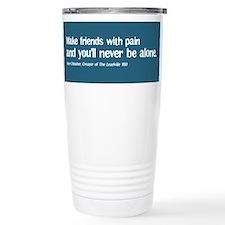 Cute Runner Travel Mug