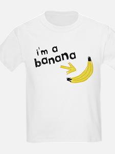 Unique Banana T-Shirt