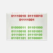 Merry Christmas in Binary Magnets