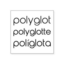 Polyglot Polyglotte Polyglota Multiple Languages S