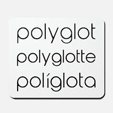 Polyglot Polyglotte Polyglota Multiple Languages M