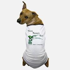 VENI-NATAVI-VICI Dog T-Shirt
