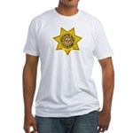 Hawaii Sheriff Fitted T-Shirt