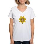 Hawaii Sheriff Women's V-Neck T-Shirt