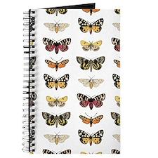 Vintage Butterflies Journal