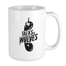Talks to Wolves Mug
