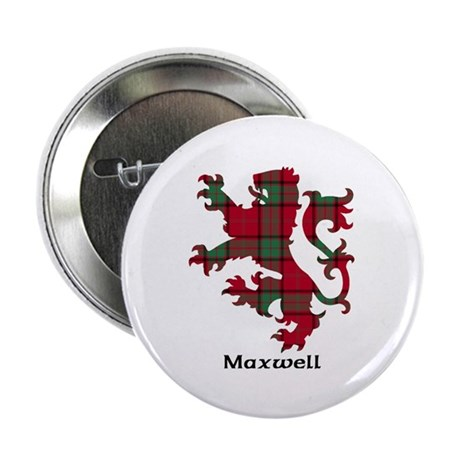 """Lion-Maxwell 2.25"""" Button (10 pack)"""