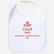 Keep Calm and Network Administrator ON Bib
