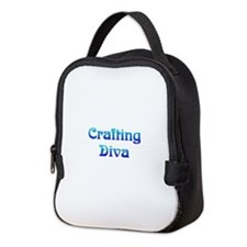 DivaCrafting.jpg Neoprene Lunch Bag