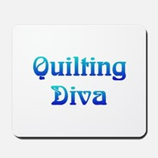 DivaQuilting.jpg Mousepad