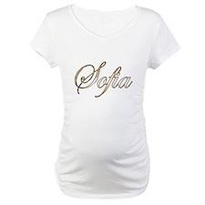 Gold Sofia Shirt