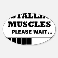 Installing Muscles - Loading Bar Decal