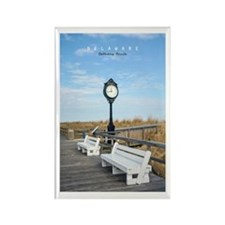 Bethany Beach Delaware. Rectangle Magnet Magnets