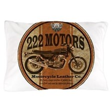 222 Motors - British Style Pillow Case