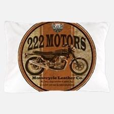 222 Motors - British Style Pillow Case