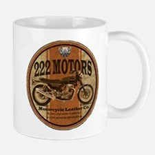 222 Motors - British Style Mugs