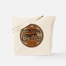 222 Motors - British Style Tote Bag