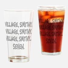 Village Smithy Silver Drinking Glass