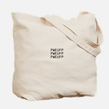 Steno No Further Questions Tote Bag