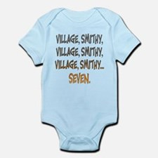 Village Smithy Gold Body Suit