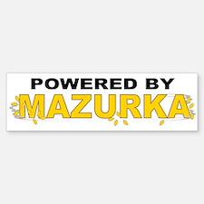 Mazurka Bumper Bumper Bumper Sticker