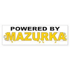 Mazurka Bumper Bumper Sticker