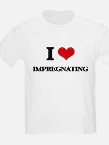 I Love Impregnating T-Shirt