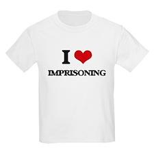 I Love Imprisoning T-Shirt
