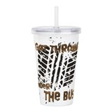 Thrown under the bus Insulated Drinkware