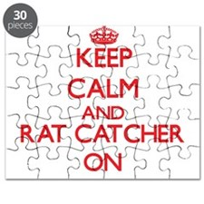 Keep Calm and Rat Catcher ON Puzzle