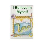 Nessie I Believe In Myself Magnets