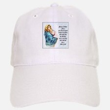 ProLife Prayer Baseball Baseball Cap