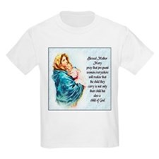 ProLife Prayer T-Shirt