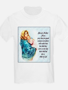 ProLife Prayer T-Shirt