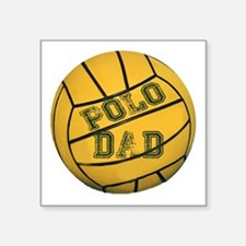 Polo Dad Sticker
