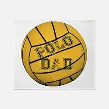 Polo Dad Throw Blanket
