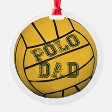 Polo Dad Ornament
