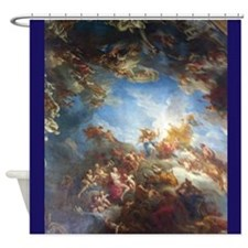Funny Magasin Shower Curtain